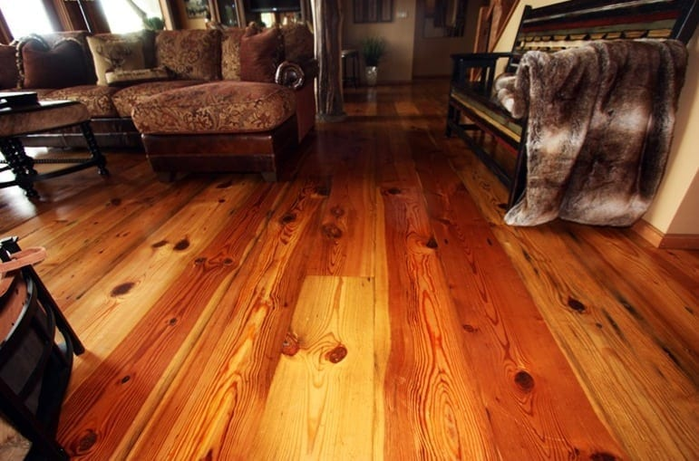A History Of Wood Floors